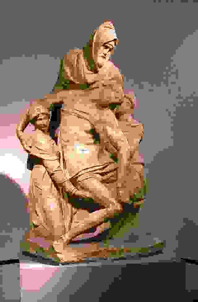 Michelangelo Pieta Firenze