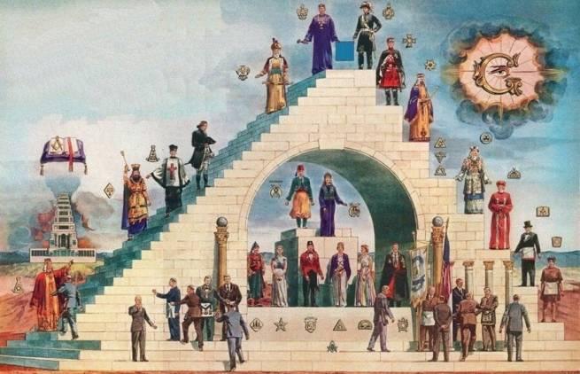 Οι Φοβεροί 33 Βαθμοί της Κόλασης...