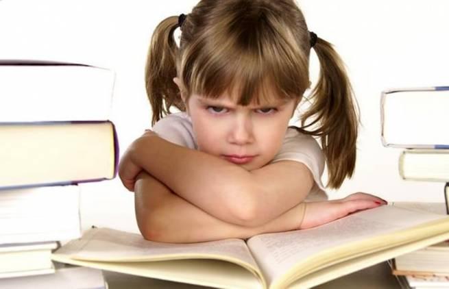 Μαμά, δε θέλω να διαβάσω