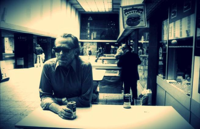Ο Bukowski για το αλκοόλ
