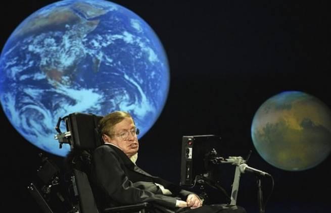 Το μήνυμα του Stephen Hawking, για όσους υποφέρουν από κατάθλιψη