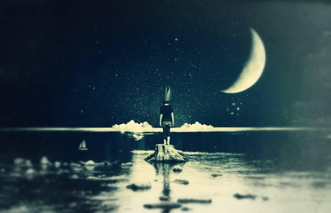 Μενέλαος Λουντέμης - «Ένα παιδί μετράει τ' άστρα»