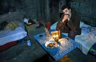 Πορτρέτα ανθρώπων που ζουν με ένα δολάριο την ημέρα