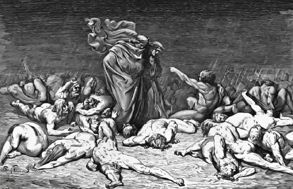 """Δημήτρης Λιαντίνης – """"Απελπίζεται και κλαίει και περιγράφει"""" ...ο ποιητής Dante Alighieri"""