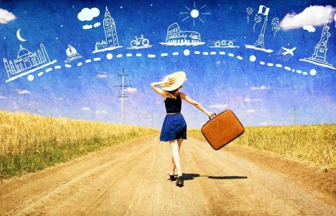 Ταξίδεψε όσο περισσότερο μπορείς