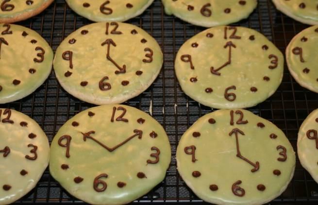 Τα μπισκότα και ο χρόνος που δεν γυρίζει πίσω...