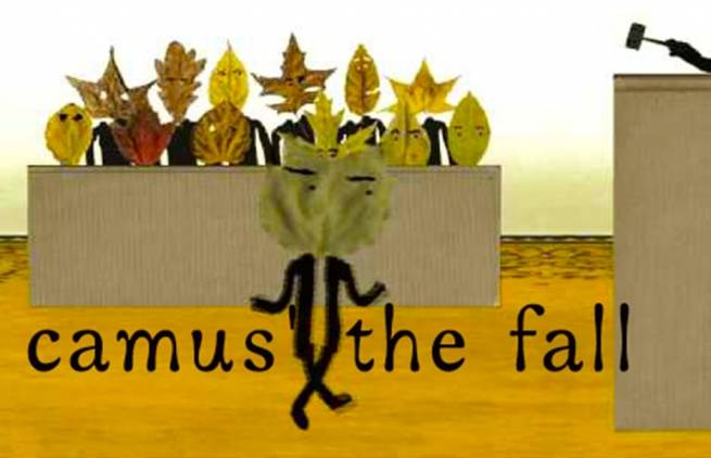The Fall by Albert Camus Animated (video)