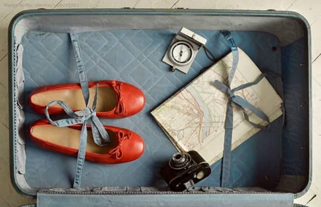 Μήπως χρειάζεσαι νέα πυξίδα, χάρτη, και παπούτσια…;