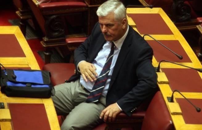 Ο βουλευτής της ΝΔ, Μ. Ταμήλος, ομολογεί: «Μας βόλευε η Χρυσή Αυγή» (βίντεο)