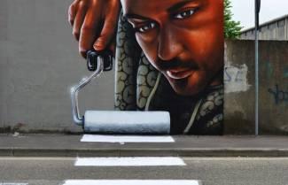 Έξυπνα γκράφιτι που αλληλεπιδρούν με το αστικό περιβάλλον