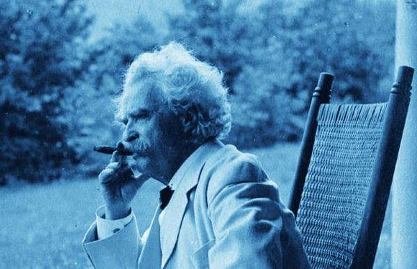 Mark Twain: «όσοι είναι φοβερά καλοί είναι και φοβερά μόνοι»