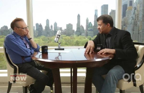 Neil deGrasse Tyson - Τι ακριβώς συμβαίνει όταν πεθαίνουμε;