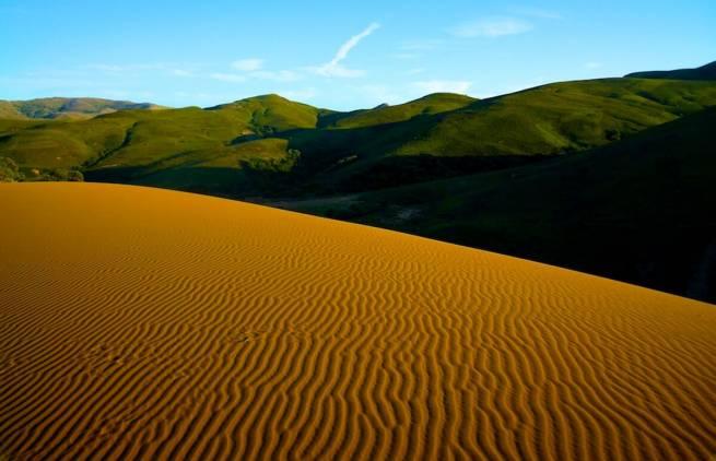 Αμμοθίνες, η «Σαχάρα της Λήμνου»
