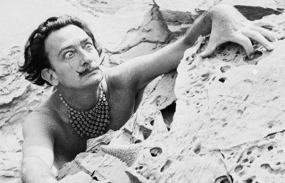 """A Day with Salvador Dalí."""