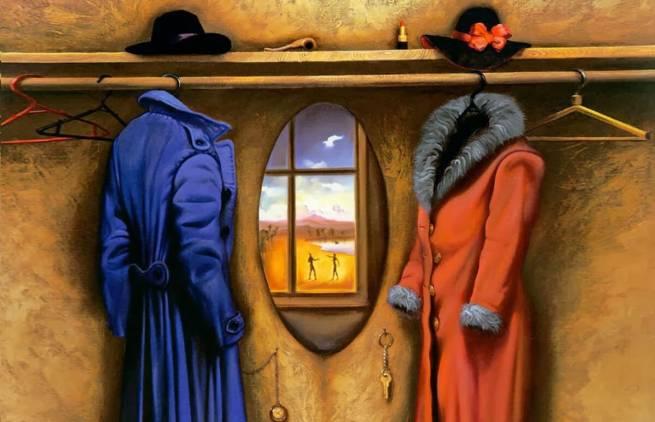 Τα τρία κοστούμια των σχέσεων