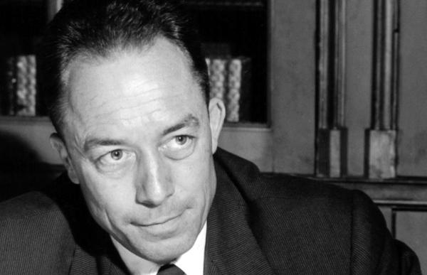 A. Camus: «Ναι, ίσως αυτό να είναι η ευτυχία, η συμπόνια για την δυστυχία μας.»