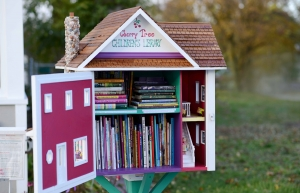 Little Free Library…