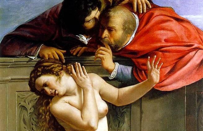Artemisia Gentileschi: Τέχνη απέναντι στην Πατριαρχία