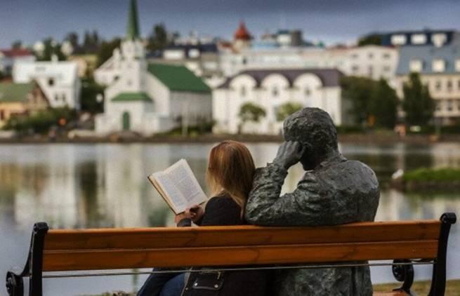Ισλανδία - H γη των βιβλίων