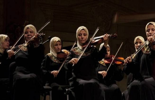 Light and Hope Οrchestra: H oρχήστρα τυφλών γυναικών στο Κάιρο (video)